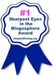 Sharpest Eyes Award
