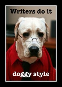 Lessons for writers from dogs