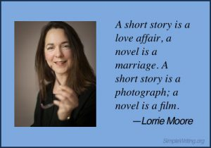 Why write a short story