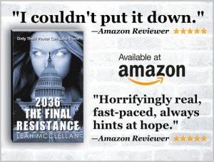 The Final Resistance Leah McClellan