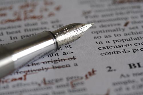 10 critical editing tips