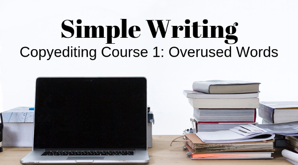 Copyediting a novel course