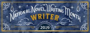 Writing a novel in a month